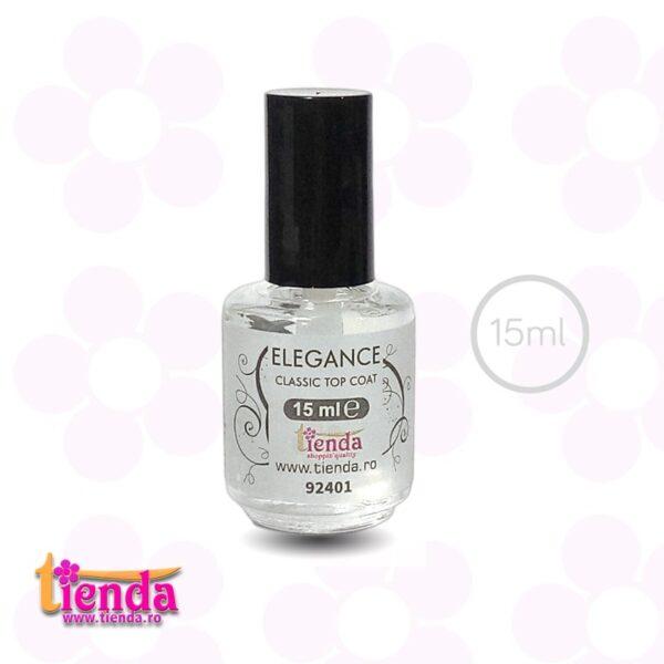 ELEGANCE - CLASSIC TOP COAT 15ML