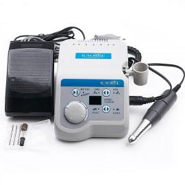 Freza electrica unghii profesionala XPERT PRO - LUXORISE Germania, 35.000 RPM, Gri