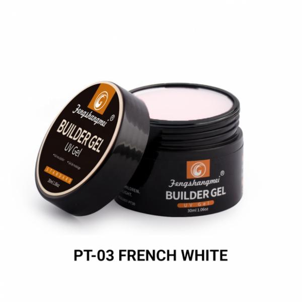 FSM GEL UV AUTONIVELANT 50ml - 03 French White