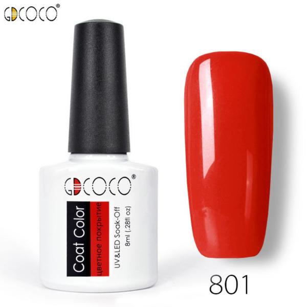 GDCOCO COAT COLOR 8ML 801