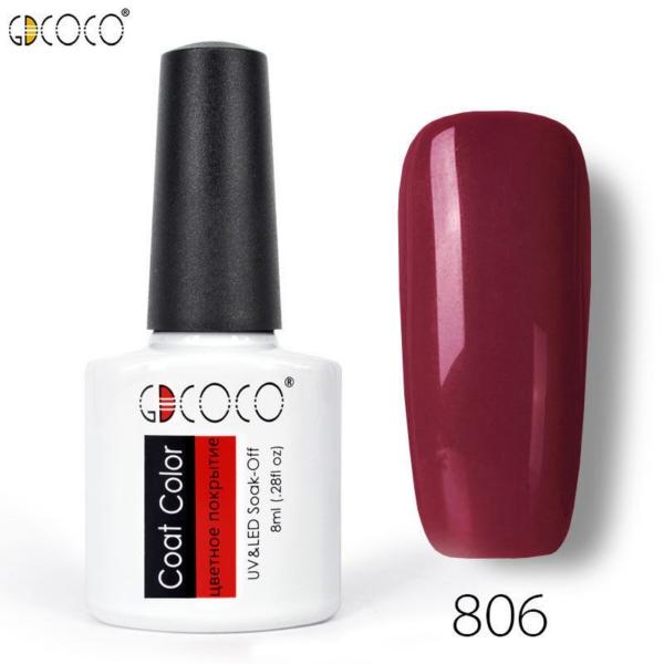 GDCOCO COAT COLOR 8ML 806