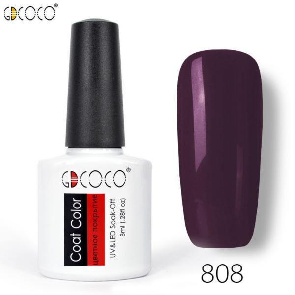 GDCOCO COAT COLOR 8ML 808