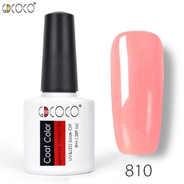 GDCOCO COAT COLOR 8ML 810