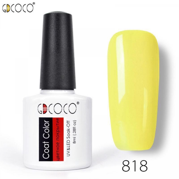 GDCOCO COAT COLOR 8ML 818