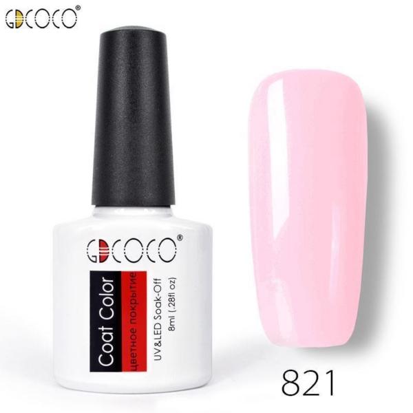 GDCOCO COAT COLOR 8ML 821