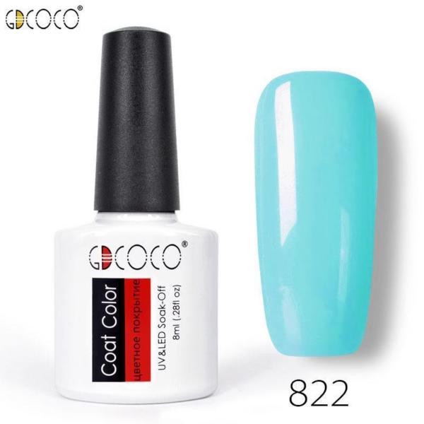 GDCOCO COAT COLOR 8ML 822