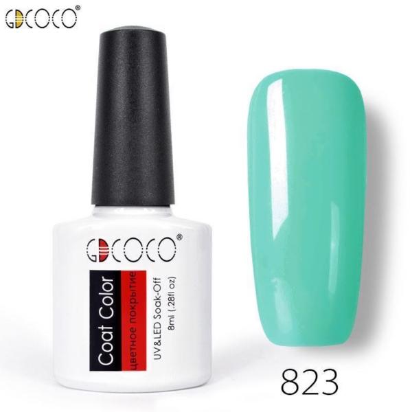 GDCOCO COAT COLOR 8ML 823