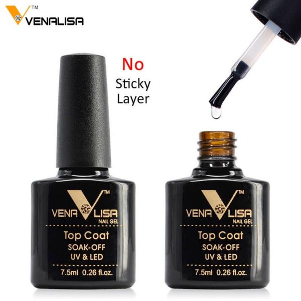 TOP COAT 7,5ML NO-WIPE VENALISA