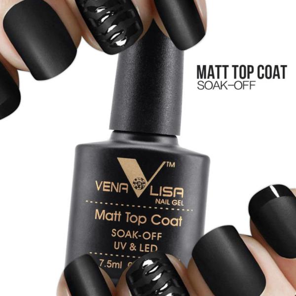 TOP COAT MATT 7,5ML VENALISA
