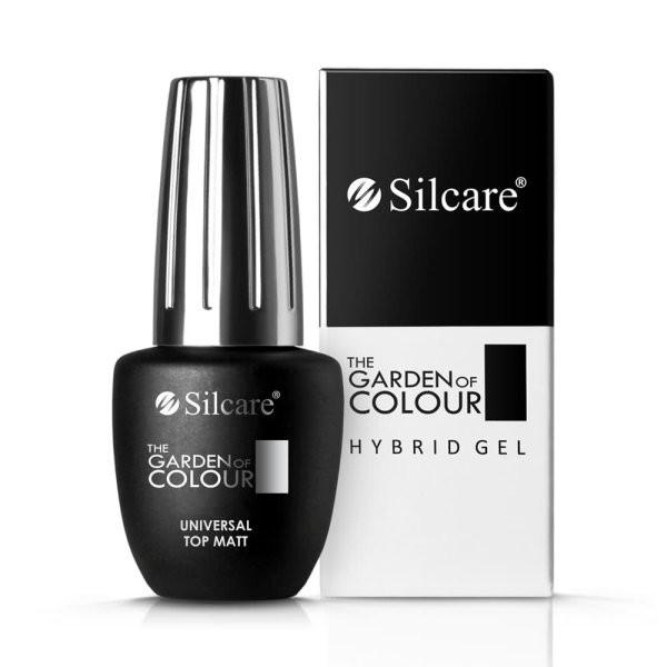 Top Coat MATT Silcare Base One -The Garden Of Colour 9g