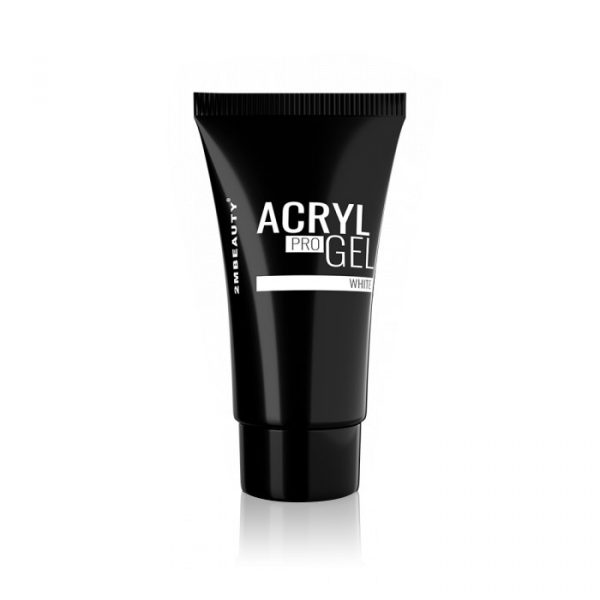 Acryl Pro Gel 2M - White 30gr