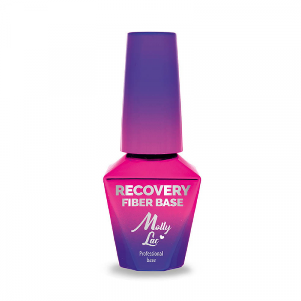 RECOVERY FIBER BASE - CLEAR PINK10ML