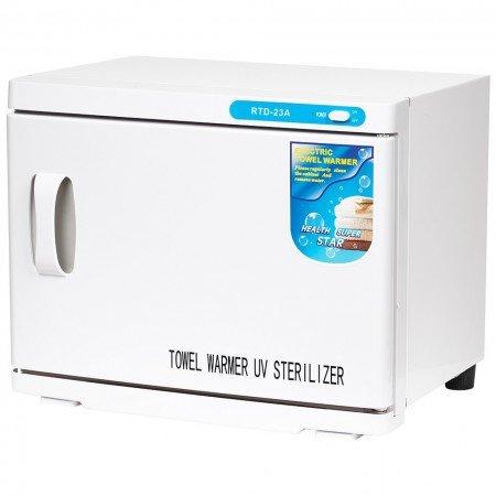 Sterilizator si incalzitor prosoape cu doua compartimente 23 l, RTD-23A